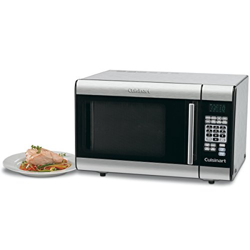 Cuisinart CMW-100C Microwave, Stainless Steel, Silver