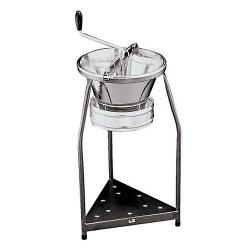 Paderno World Cuisine Stand Alone Stand for Food Mill on Stand