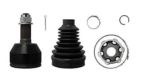 See Fitment SuperATV Polaris Rhino 2.0 Inner Replacement CV Kit