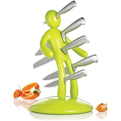 THE EX Kitchen Knife Set, Apple Green
