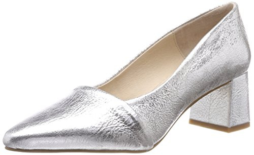 210 the Bout Femme Silber Bear Allison Shoe Fermé Escarpins Silver L vBad4O