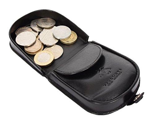 Cuir Plateau Empocher Supérieure Boîte De À Coin Porte Changement noir Poche Qualité Noir Cadeaux Véritable Peru Cas Portefeuille monnaie xrIxqwB