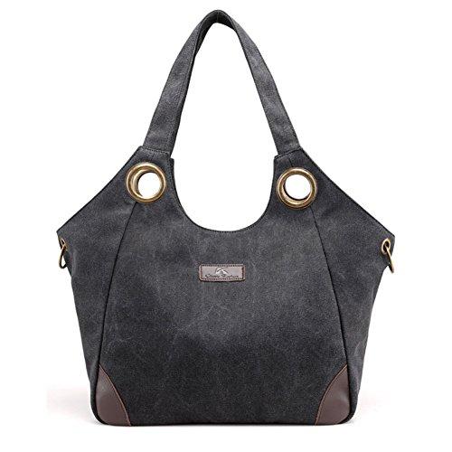 G-AVERIL - Bolso mochila para mujer Azul azul negro