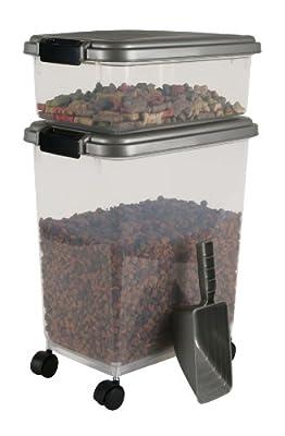 IRIS USA, Inc. Airtight Pet Food Container Combo Kit