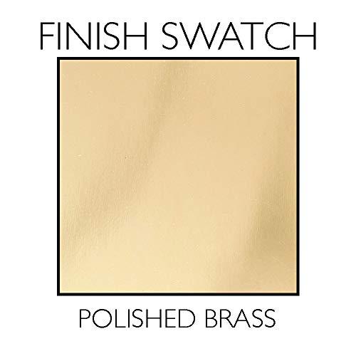 Design House 792978 Deadbolt Extension Kit, Polished Brass by Design House (Image #1)