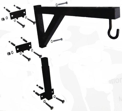 Boxsack Wandhalterung (Modell:B)