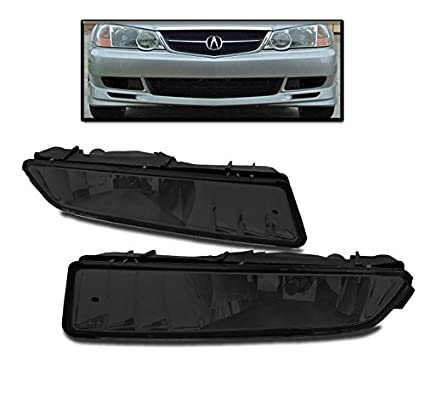 amazon com zmautoparts acura tl bumper driving fog lights lamps rh amazon com 1998 Acura TL Interior 1997 Acura TL