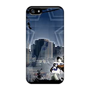 New Style Case Cover QSW475SrCb Dallas Cowboys Compatible With Iphone 5/5s Protection Case