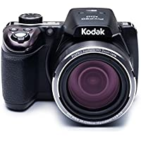 Kodak PIXPRO Astro Zoom AZ525 16 MP Digital Camera with 52X Opitcal Zoom, 1080p Video Recording and 3