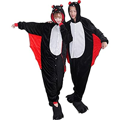 Unisex Pajamas Costume Animal Onesie for Adults