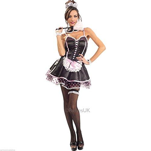 Rubies Costume Naughty French Maid