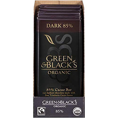 Green & Black's Organic Dark Chocolate