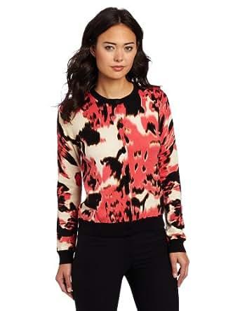 Jones New York Women's Cardigan Sweater, Multi, Small