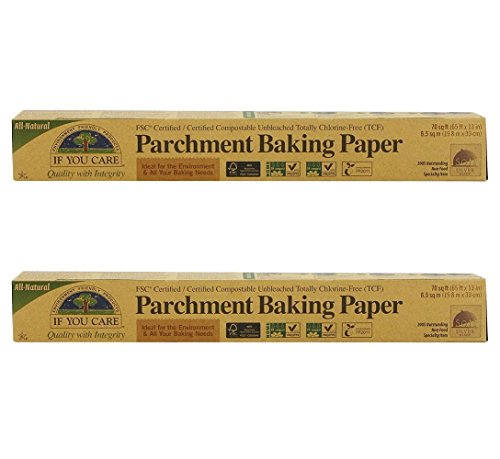 baking parchment bags if you care fsc certified parchment baking paper 70 sq ft amazon