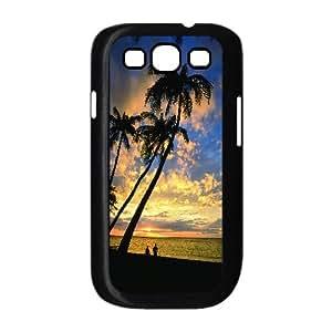 DIY HAWAII Phone Case, DIY Hard Back Durable Case for samsung galaxy s3 i9300 with HAWAII (Pattern-8)