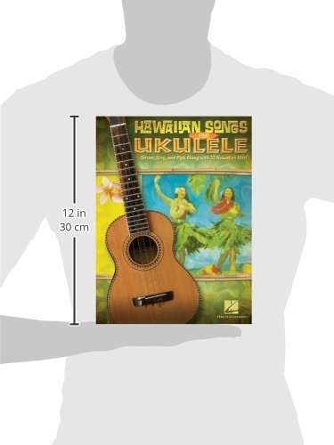 Amazon Hawaiian Songs For Ukulele 9781423467274 Hal Leonard