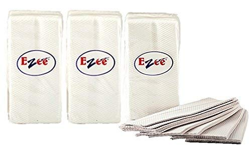 Ezee C Fold Napkins, 150 Pieces In Each Pack (Pack Of 3)