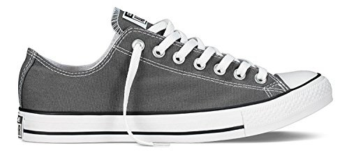 Converse Unisex Chuck Taylor All Star Ox Basketball Shoe Charcoal 8 B(M) US Women/6 D(M) US Men by Converse