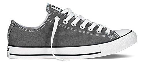 Converse Unisex Chuck Taylor All Star Ox Basketball Shoe Charcoal 8 B(M) US Women/6 D(M) US Men by Converse