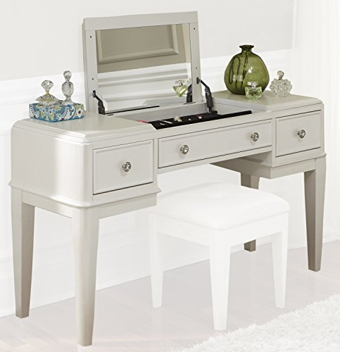 Liberty Furniture 710-BR35 Stardust Vanity, 53