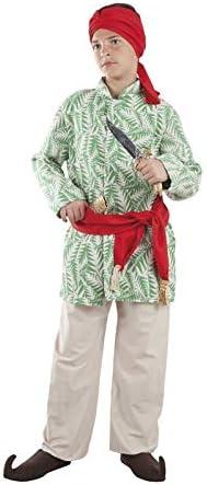 DISBACANAL Disfraz de Hindú para niño - -, 12 años: Amazon.es ...