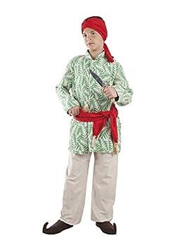 DISBACANAL Disfraz de Hindú para niño - Único, 8 años: Amazon.es ...