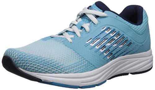 New Balance Women's 480v6 Running Shoe Enamel Blue/Polaris/Pigment 12 B US