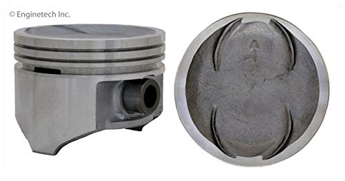 Enginetech P3029(8)040 Piston AMC 5.9L 360 Car Dish Top