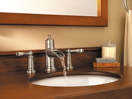 Pfister-LF049YW2K-Ashfield-2-Handle-8-Widespread-Bathroom-Faucet-in-Brushed-Nickel