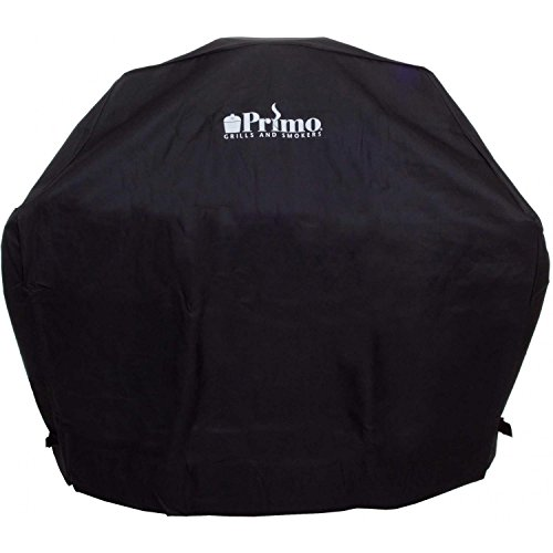 Primo 409 Grill Cover for Oval XL and Kamado in Cradle (Primo Kamado)