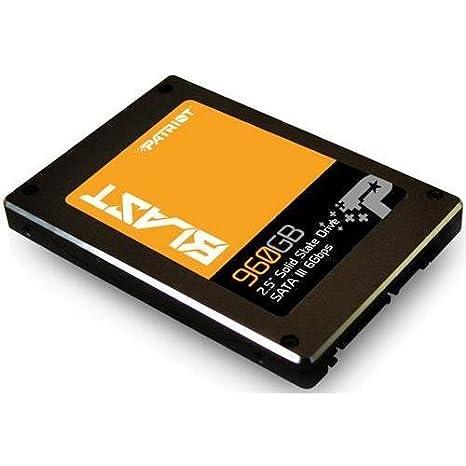 Patriot Blast pbt960gs25ssdr de 2,5 960 GB SATA III interna unidad ...