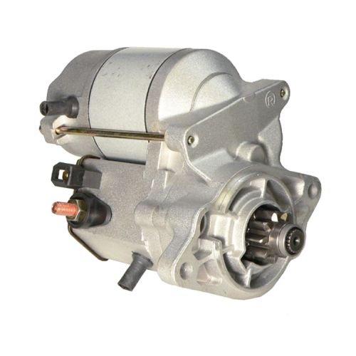 Loader Case Uni - DB Electrical SND0264 Starter for Case Uni-Loaders 1818 1825 /Kubota Excavator Tractor KH41 KH61 KX41 BX1800D BX1850D BX2350D BX24 /Carrier Transicold Engines Various Models /16695-63011/128000-0050