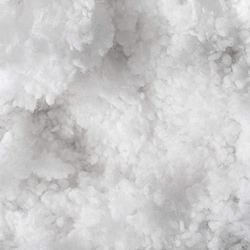 Revoloft Polyester Cluster Fiber Fill - Premium Hypoallergenic Down Alternative - 5 LB. Bag