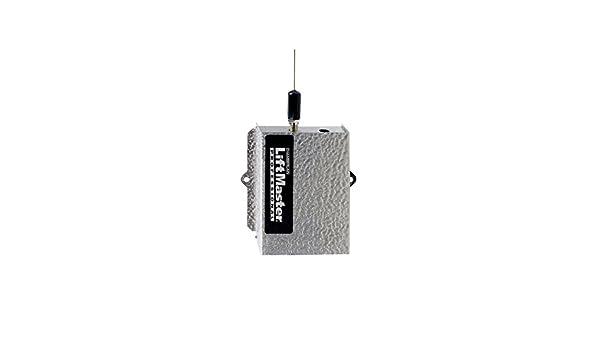Liftmaster abridor de puerta de garaje 423lm receptor 3 canales coaxial 390 MHz: Amazon.es: Bricolaje y herramientas