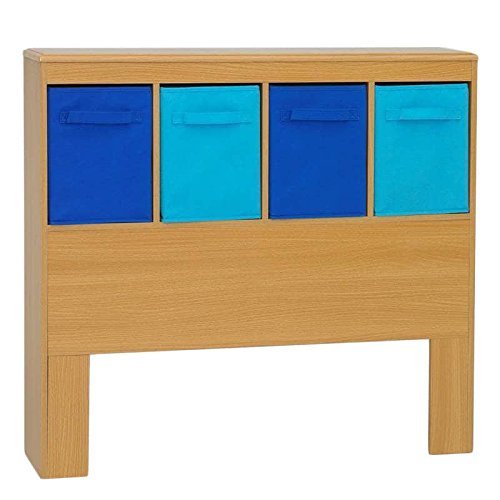 4D Concepts Boy's Headboard, Beech by 4D Concepts