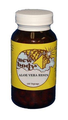 Aloe Vera Resin - New Body Aloe Vera Resin