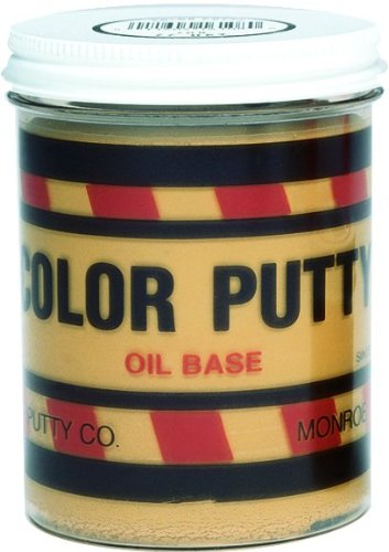 Color Putty Company 106 Color Putty 1-Pound Jar, Light Birch - Wood Fill - Amazon.com