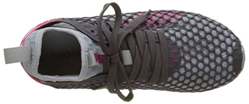 Outdoor Potion 01 Shoes Ignite Purple Multisport Quarry Dual love Netfit Puma Women's Grey Black a67xOX