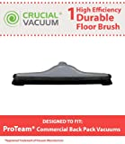14-inch Floor Brush Tool Attachment For All Vacuum Cleaners...
