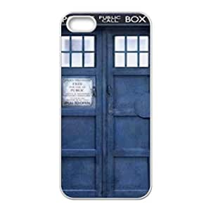 Doctor Who 001 iPhone 4 4s Cell Phone Case White TPU Phone Case RV_564441