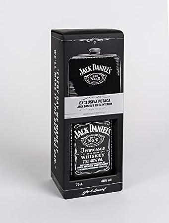 Jack Daniel's Tennessee Whiskey 0,7L Pack Petaca