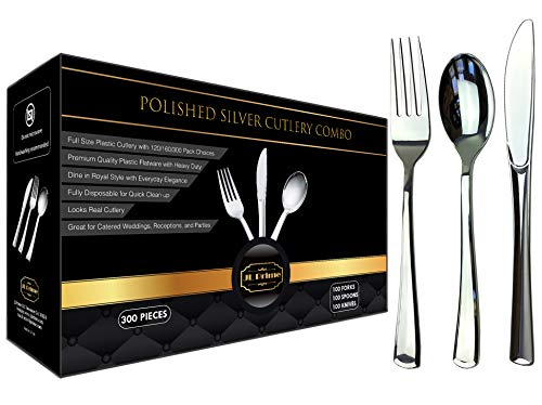 Plastic Silverware Cutlery Disposable Flatware product image