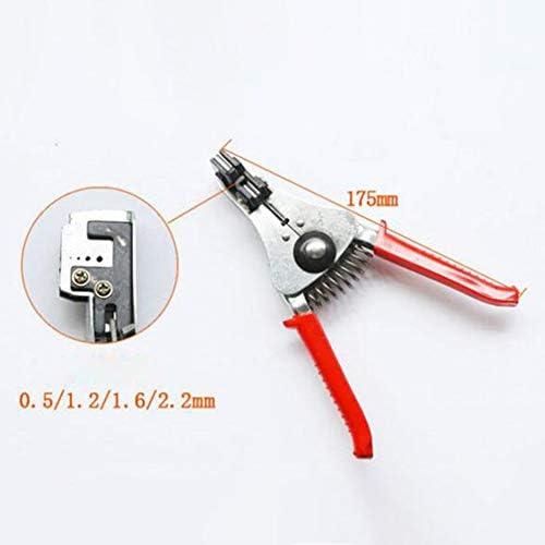 Klcclmki 自動ワイヤーストリッパー マルチワイヤーストリッパー 作業工具 電気工事 より線用 ワイヤーストリッパー