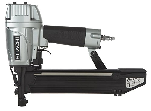 Hitachi N5008AC2 7/16 inch Standard Crown Stapler, 16 Gauge