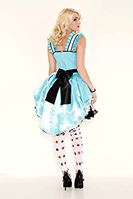 Music Legs Women's Fairytale Fancy Alice