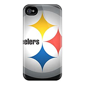 Forever Collectibles Pittsburgh Steelers Hard Snap-on Iphone 6 Cases
