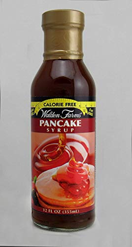 - WALDEN FARMS CALORIE FREE Pancake SYRUP, 12 fl oz