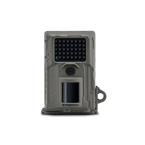 Stealth Cam STC-E38NG 8.0 Megapixel No Glo Scouting Camera, Tree Bark, Right