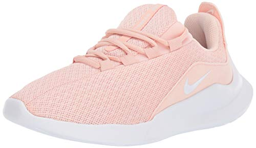 Nike Women's Viale Running Shoe Washed Coral/White - Pale Ivory 11 Regular US