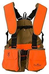 Browning Bird\'n Lite Strap Vest, Khaki, X-Large/XX-Large